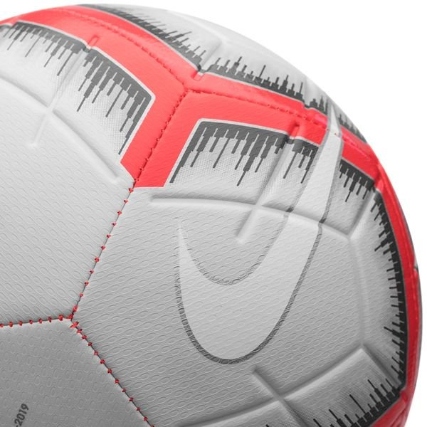 big sale cd576 400b2 Nike Ballon Strike - Gris Rouge Blanc 2