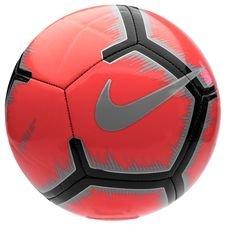 Nike Fotboll Pitch - Röd/Grå