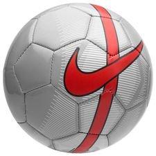 Nike Fotboll Mercurial Skills Raised On Concrete - Grå/Röd