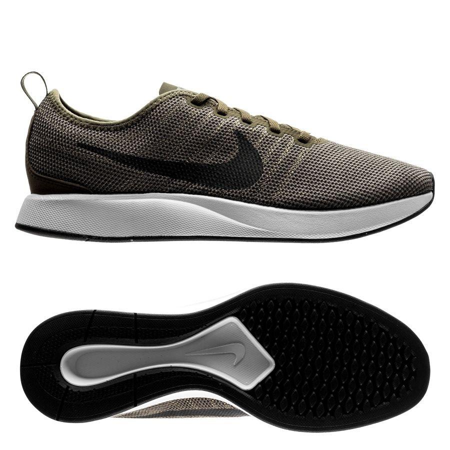 hot sale online 65446 6106c nike dualtone racer - medium oliveblack - sneakers ...