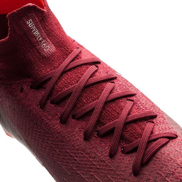 new concept 5695e 6b78a Nike Mercurial Superfly 6 Elite FG Rising Fire - Team Red ...