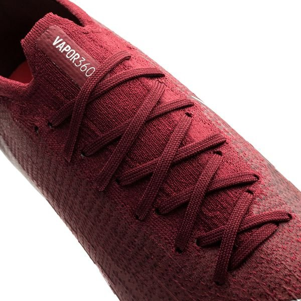 super popular c0fb7 6b2d6 Nike Mercurial Vapor 12 Elite FG Rising Fire - Bordeaux Grå Röd