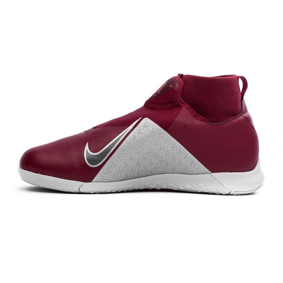 da09a48a598 Nike Phantom Vision Academy DF IC Rising Fire - Team Red Dark Grey Bright  Crimson Kids