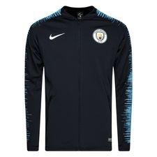 Manchester City Träningsjacka Anthem - Navy/Blå