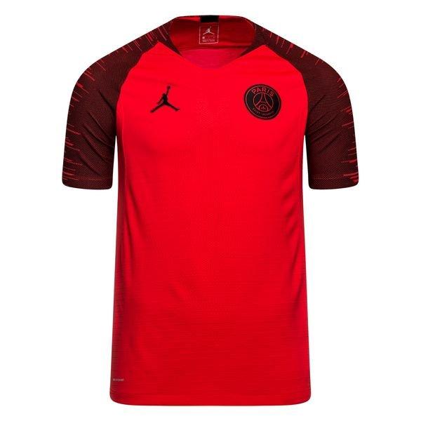 413aa124f899 94.95 EUR. Price is incl. 19% VAT. -40%. Paris Saint Germain Training T-Shirt  Strike VaporKnit CHL Jordan x ...