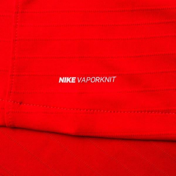 150e2e7703f3 Paris Saint Germain Training T-Shirt Strike VaporKnit CHL Jordan x PSG -  Red