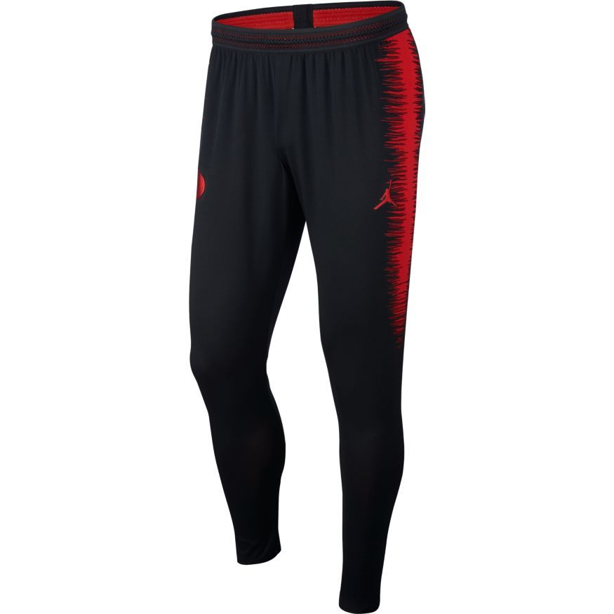 37a775e9c3b Paris Saint Germain Training Trousers Strike 2.0 VaporKnit CHL Jordan x PSG  - Black/Red | www.unisportstore.com