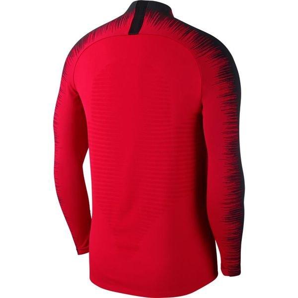 5e5e173f13f8 Paris Saint Germain Training Shirt Strike 2.0 VaporKnit CHL Jordan x PSG -  Red Black