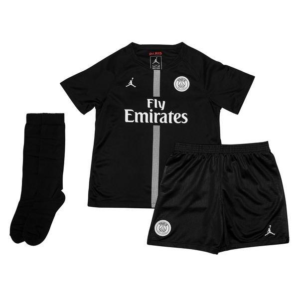 new styles e7829 f404e Paris Saint Germain Home Shirt Jordan x PSG CHL 2018/19 Mini ...