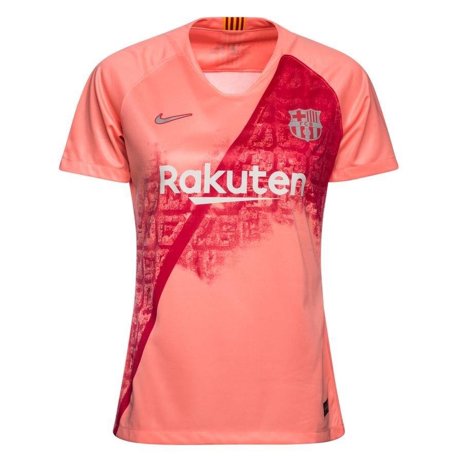 FC Barcelone Troisième Maillot 2018/19 Femme