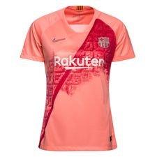 barcelona third shirt 2018/19 woman - football shirts