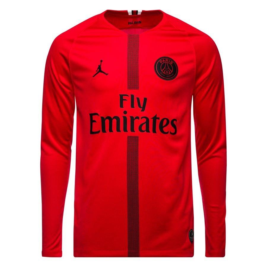 low priced 30914 7306a Paris Saint Germain Goalkeeper Shirt Jordan x PSG CHL 2018/19
