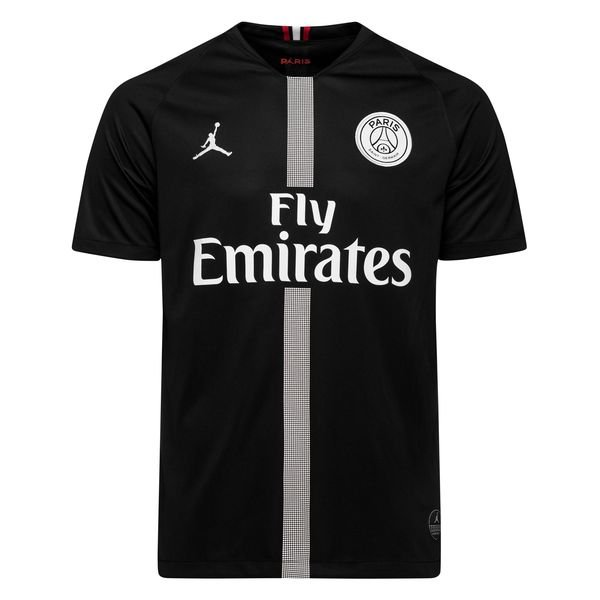 676bbcef603 Paris Saint Germain Home Shirt Jordan x PSG CHL 2018/19 | www ...