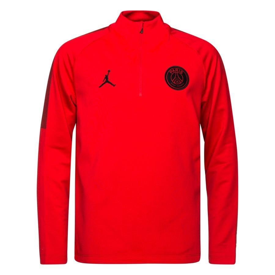 d5166525496 Paris Saint Germain Training Shirt Dry Squad CHL Jordan x PSG - Red Kids |  www.unisportstore.com