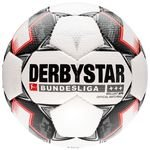Derbystar Ballon Brillant APS Bundesliga 2018/19 - Blanc/Noir