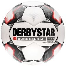 Derbystar Voetbal Brillant APS Bundesliga 2018/19 - Wit/Zwart