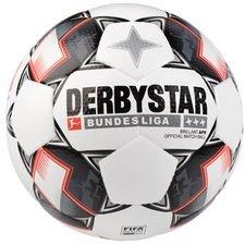 Derbystar Fotboll Brillant APS Bundesliga 2018/19 - Vit/Svart FÖRBESTÄLLNING