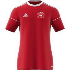 orient fodbold - hjemme/-udebaneshorts rød børn - fodboldtrøjer