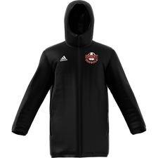orient fodbold - vinterjakke sort - træningsjakke