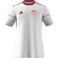 Orient Fodbold - Hjemmebanetrøje Hvid/Rød
