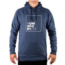 Unisportlife Roots Hoodie - Blau