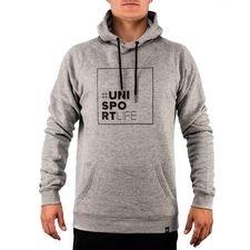 Unisportlife Roots Hoodie - Grey