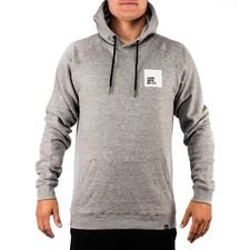 Unisportlife Roots Hoodie Patched - Grey