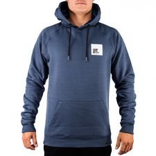 Unisportlife Roots Hoodie Patched - Blue