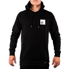 Unisportlife Roots Hoodie Patched - Black