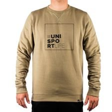 Unisportlife Roots Crewneck - Grün