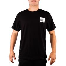 Unisportlife Roots T-Skjorte Stamped - Sort