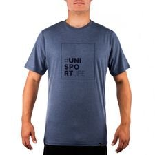 Unisportlife Roots T-shirt - Blauw