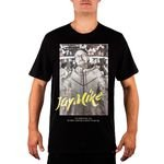 Unisportlife Hero T-shirt Jay Mike - Zwart LIMITED EDITION