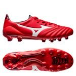 Mizuno Morelia Neo II MD FG Red Passion Pack - Rouge/Blanc