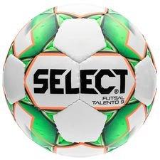 Select Fotboll Futsal Talento 9 - Vit/Grön Barn