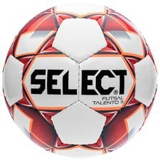 Select Fotboll Futsal Talento 11 - Vit/Röd Barn