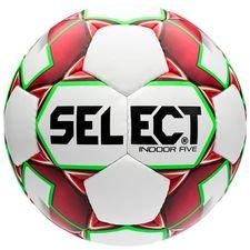 Image of   Select Fodbold Indoor Five - Hvid/Rød