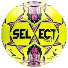Image of   Select Fodbold Brillant Replica Alka Superliga - Gul/Pink