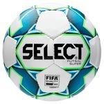 Select Fußball Futsal Super - Weiß/Blau