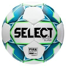 Select Fotboll Futsal Super - Vit/Blå