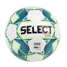 Select Ballon Futsal Super - Blanc/Bleu