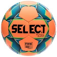 Select Ballon Futsal Super - Orange/Bleu