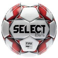 Select Fotboll Brillant Super TB - Vit/Röd