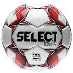 Select Fodbold Brillant Super TB - Hvid/Rød