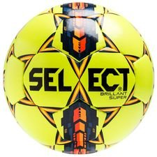 Select Football Brillant Super - Yellow/Orange