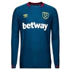 west ham united uitshirt 2018/19 l/m - voetbalshirts