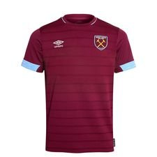 west ham united home shirt 2018/19 kids - football shirts