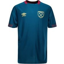 west ham united away shirt 2018/19 kids - football shirts