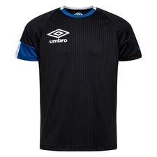 umbro trænings t-shirt speciali 98 - blå - træningstrøjer