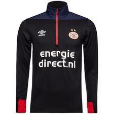 PSV Eindhoven Träningströja - Svart/Navy/Röd Barn